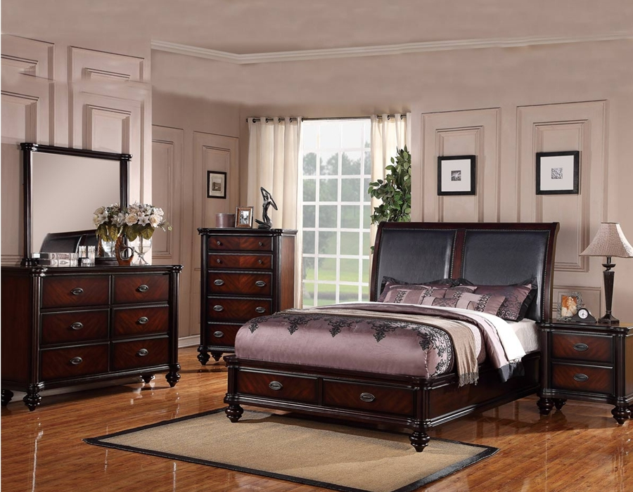 Poundex Queen Bedroom Set By New Furniture 4Less F9189Q F4527 F4528 F4529. Queen Bedroom Set By New Furniture 4Less F9189Q F4527 F4528 F4529