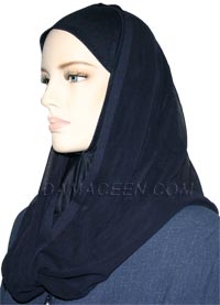 1PC Cover With Chiffon Shawl # 1181