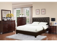 Poundex - F9252 - Queen Bed