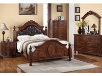 Poundex -F9142Q - Queen Bed