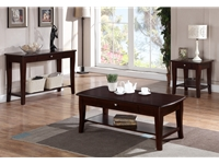 Poundex - F6280  - End Table