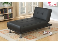 Poundex -  F7843 - Adjustable Chaise