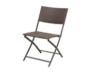 Poundex - P50112 - Outdoor Foldable Chair