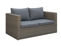 Poundex - P50149- Outdoor Loveseat