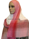 Pashmina Striped Edge Shawl #948