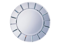 Coaster - NF8637 - Coaster Accent Mirrors Round Sun-Shape Mirror