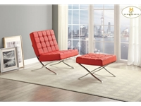 Home Eleglance - Chair, Red
