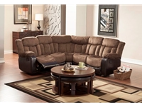 Home Eleglance - Right Side Reclining Love Seat