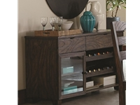 Coaster - NF121155 - Coaster Calabasas Contemporary Server with Removable Wine Rack