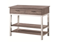 Coaster - NF121125 - Coaster Eldridge Contemporary Server with 2 Drawers and 2 Shelves