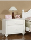 Poundex Night Stand - F4316 (738) by New Furniture 4 Less