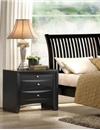 Poundex Night Stand - F4569 (742)by new furniture 4 less