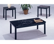 Poundex 3-Pcs Table Set F3060 by New furniture 4 Less