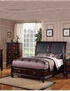 Poundex Queen Bedroom Set By New Furniture 4Less F9189Q/F4527/F4528/F4529