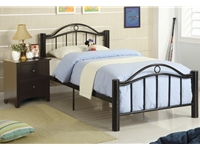 Poundex - F9010T - Twin Bed