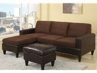 Poundex - F7291- All In one sectional