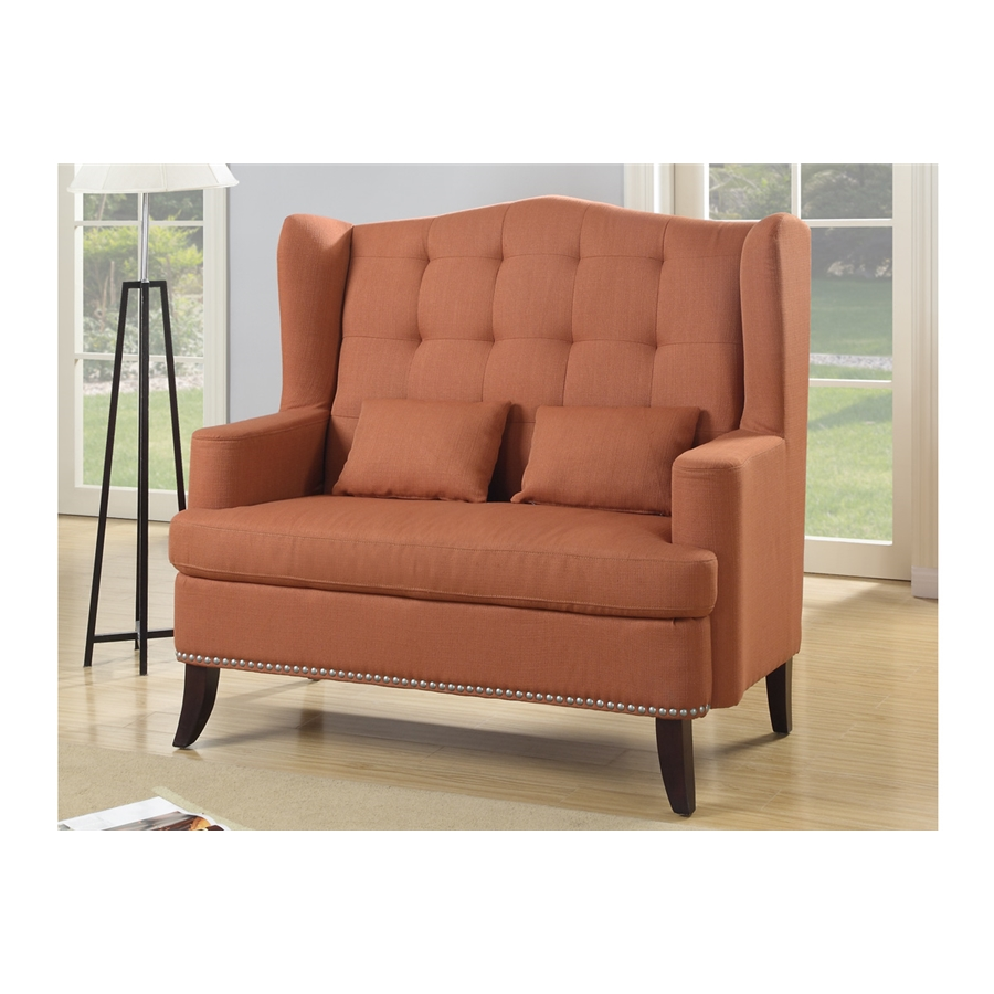 Poundex - F1495 - Accent Loveseat