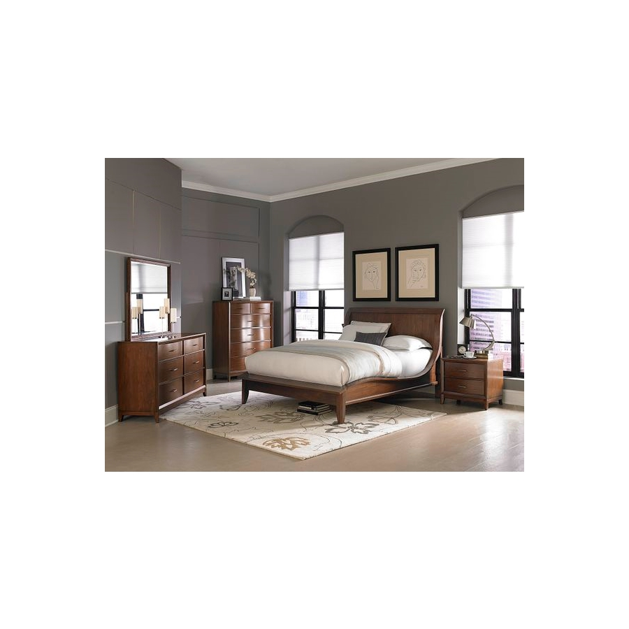 Home Eleglance - Queen Platform Bed