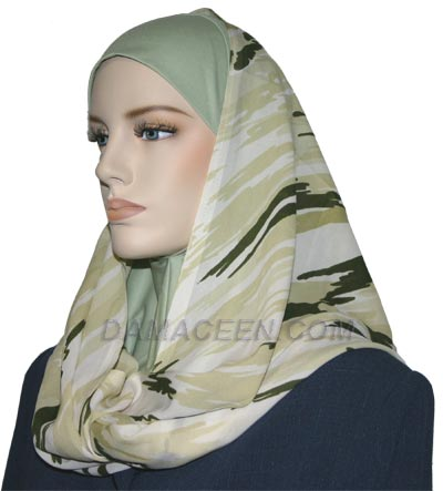 1PC Cover With Shawl - 2 # 1180