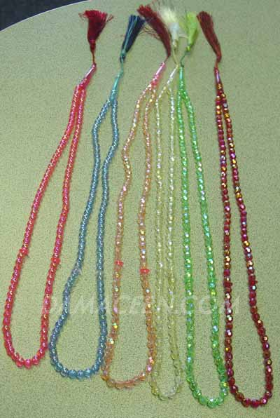 Colorful Prayer Beads #241
