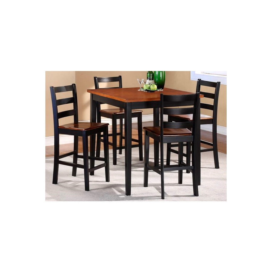 Home Eleglance -5-Piece Pack Counter Height Set