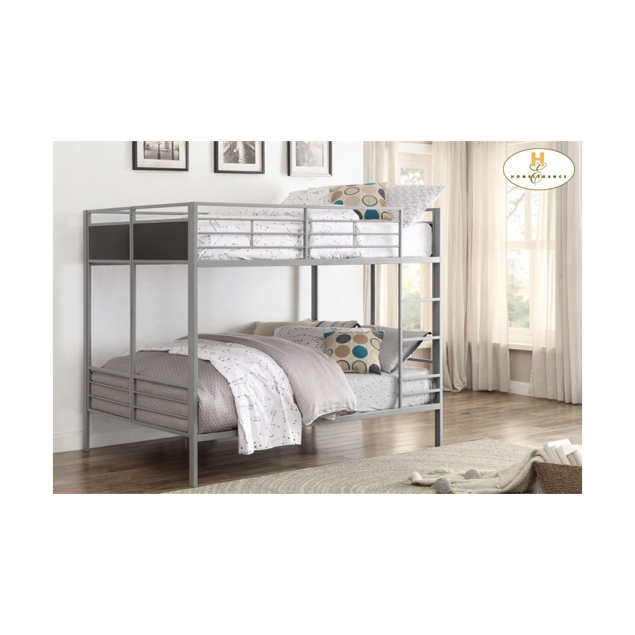 Home Eleglance - Full / Full Bunk Bed