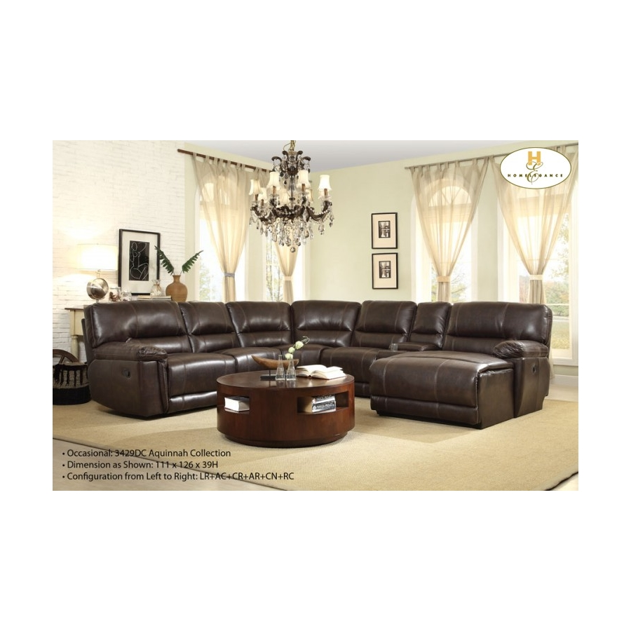 Home Eleglance - Right Side Reclining Chaise