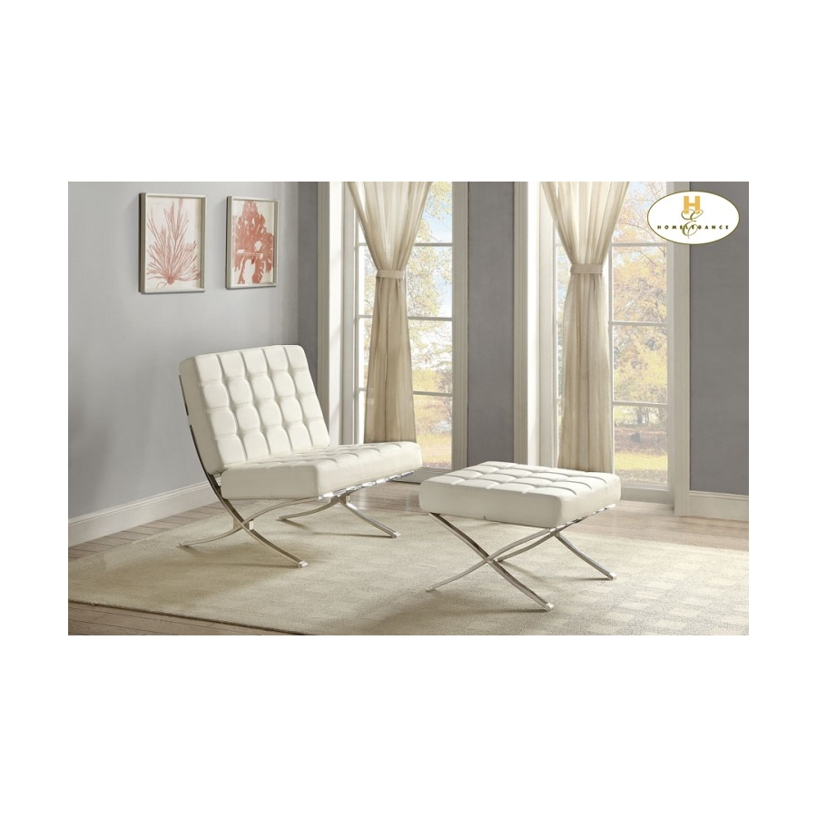 Home Eleglance - Chair, White