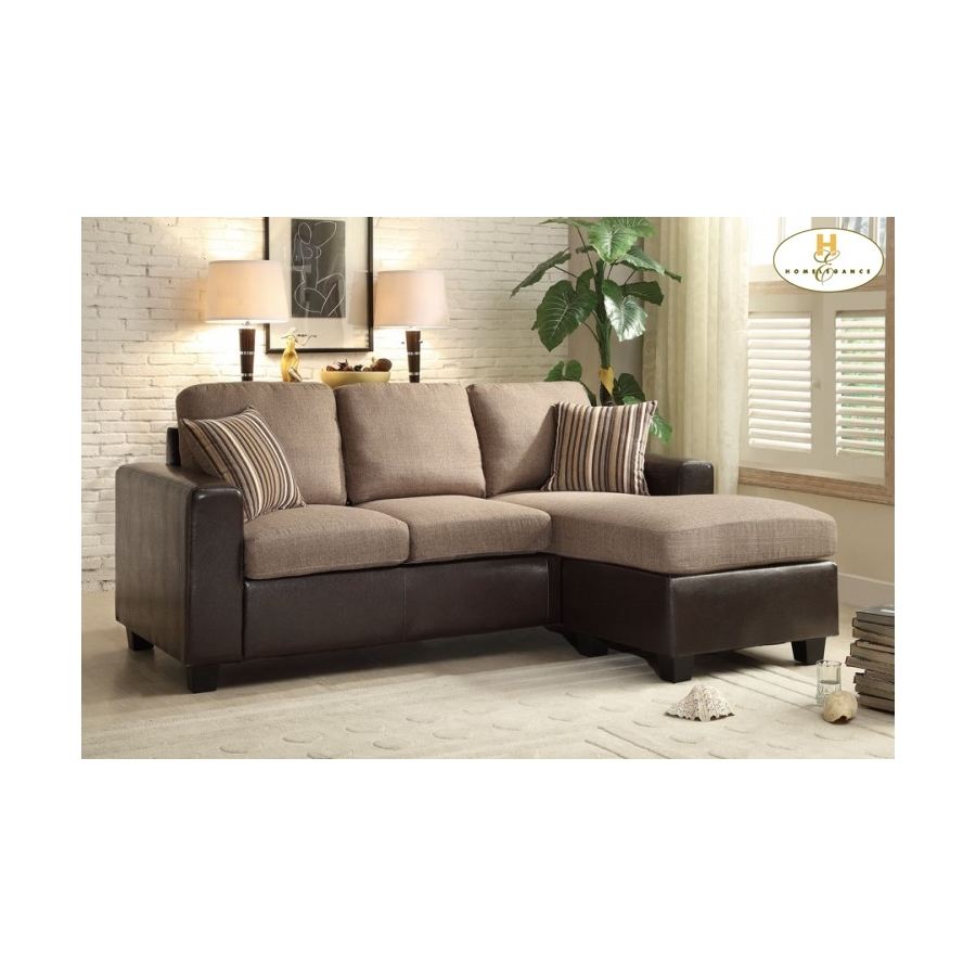 Home Eleglance - Reversible Sofa Chaise
