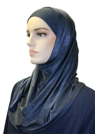 2PC Women Lycra Head Cover Hijab # 212
