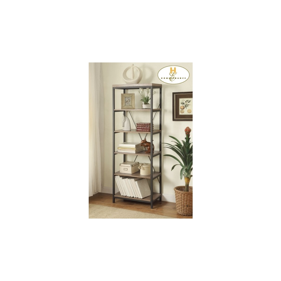 "Home Eleglance - 26"" W Bookcase"