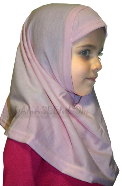 1PC Girls Cotton Head Cover Hijab #966