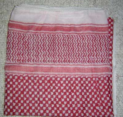 Arabian Men Scarves (Shimagh) # 160