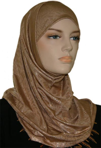 2PC. Shimmery Hijab