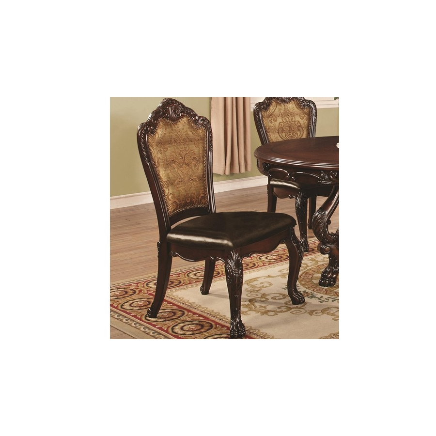 Coaster - NF105512 - Coaster Benbrook Dining Side Chair with Claw Feet