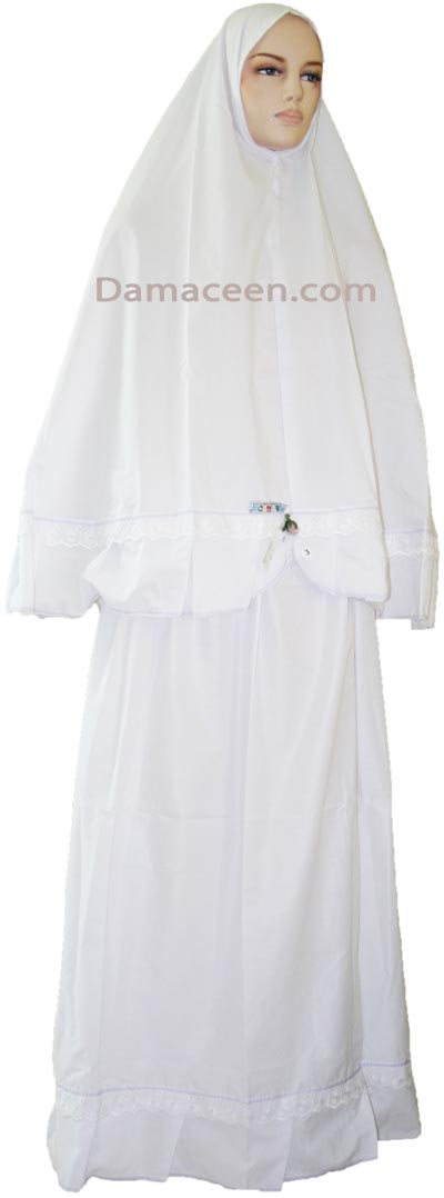 Purity Girls Prayer clothes