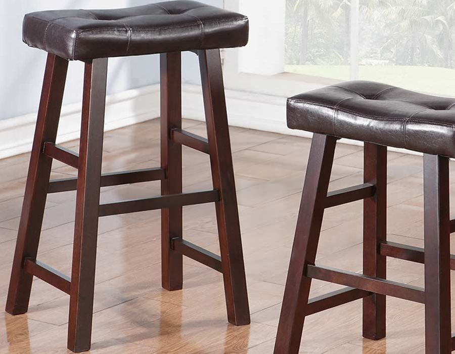 Poundex Barstool by New Furniture 4 Less