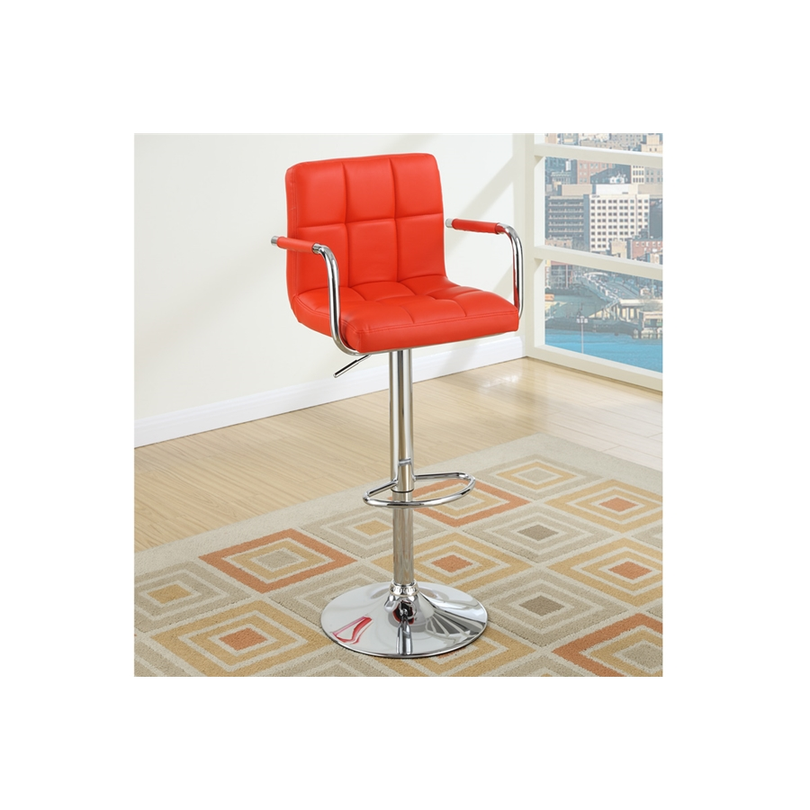 Poundex  - F1558 - Bar Stool