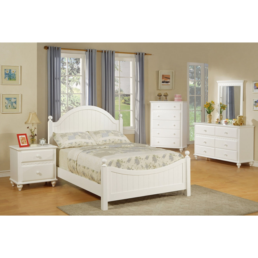 Poundex - F9033T - Twin Bed