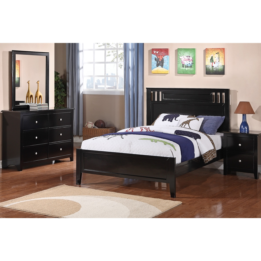 Poundex - F9046T - Twin Bed