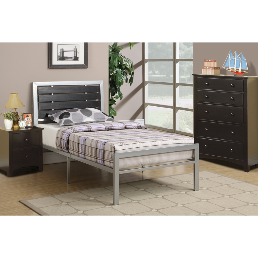 Poundex - F9412T - Twin Bed