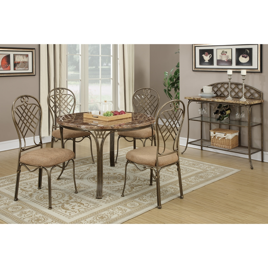 Poundex - F2038 - Dining Table