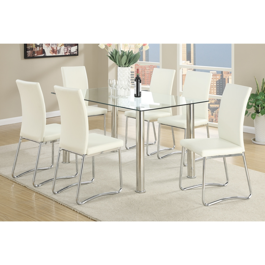 Poundex - F2204 - Dining Table