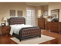Poundex -  F9266 - Queen Bed