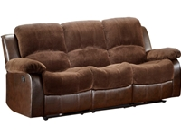 Home Eleglance - Double Reclining Love Seat