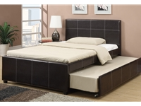 Poundex - F9214F - Full Bed w/ Trundle