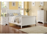 Poundex - F9254T - Twin Bed