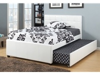 Poundex - F9216T - Twin Bed w/ Trundle