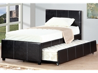 Poundex - F9214T - Twin Bed w/ Trundle
