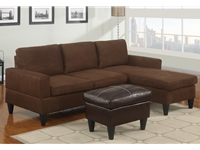 Poundex - F7489 - All In one sectional